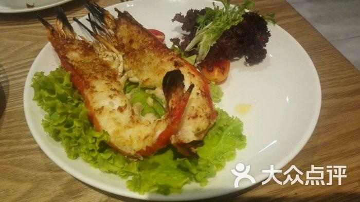 金牛苑(南京西路店)-蒜蓉大头虾图片-上海美食-大众
