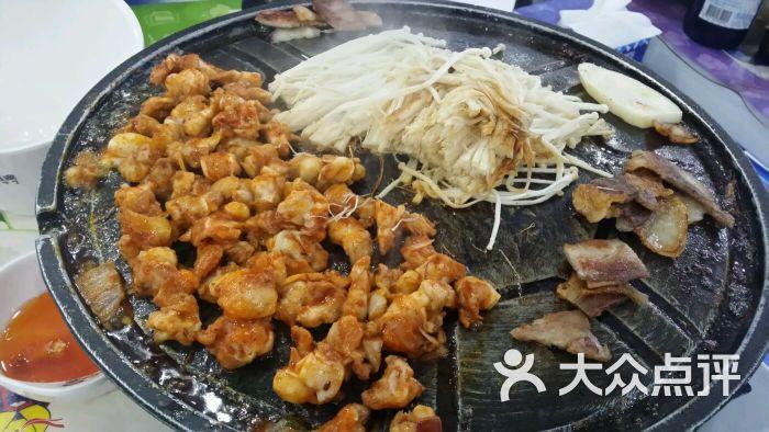 金妈家韩式烤肉(日月光店)-图片-重庆美食-大众点评