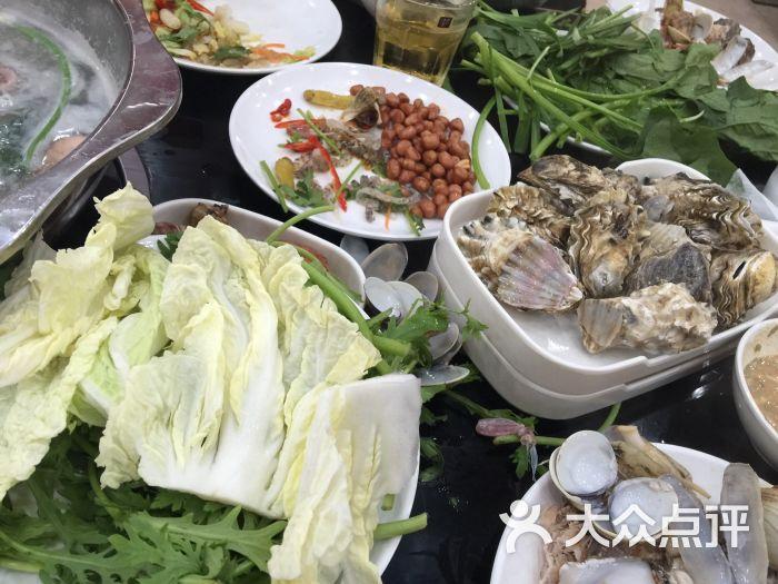 钱港海宴海鲜自助火锅-图片-青岛美食-大众点评网