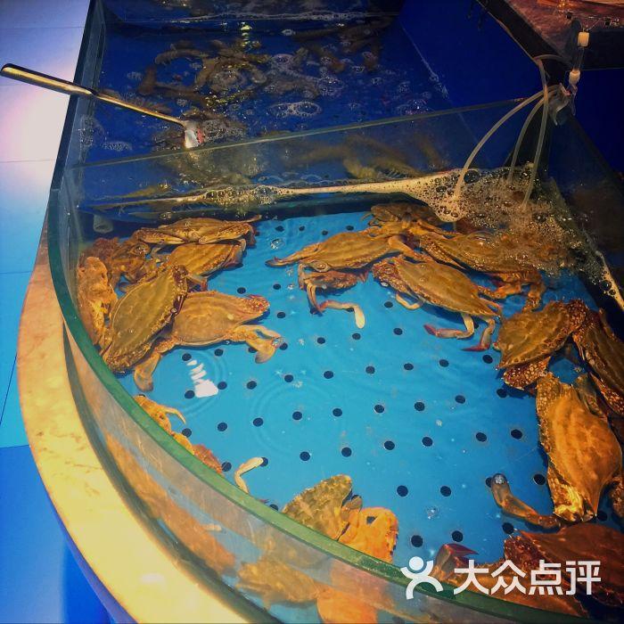 艎海传奇海鲜自助火锅图片 - 第1张