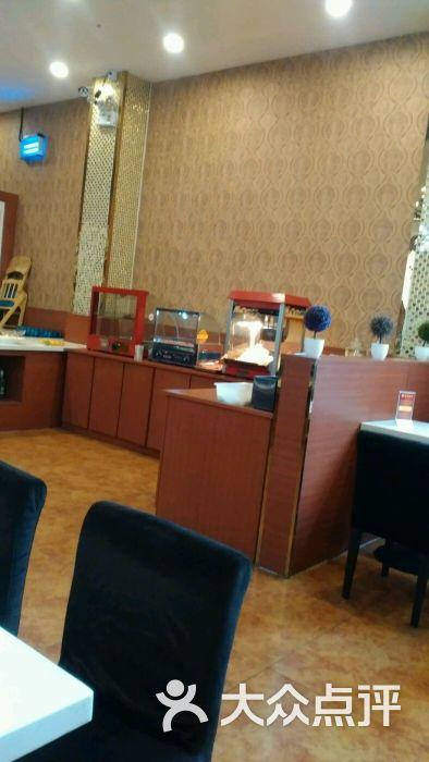 欢乐士牛排自助餐厅高清图片