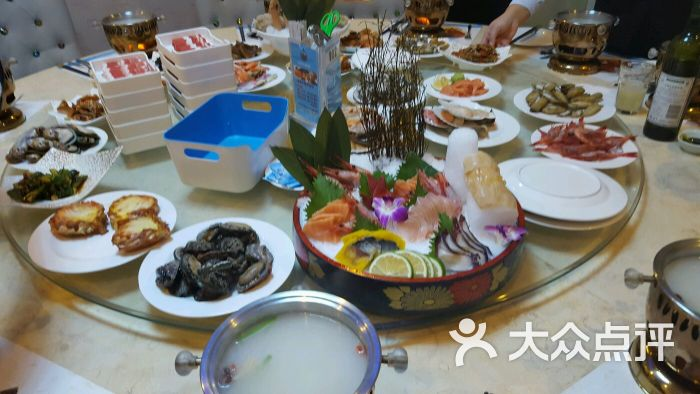 艎海传奇海鲜自助火锅图片 - 第7张