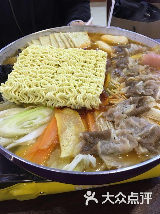 阿泽西韩国广场美食(南大街食尚年糕美食店)-图火锅相城去图片
