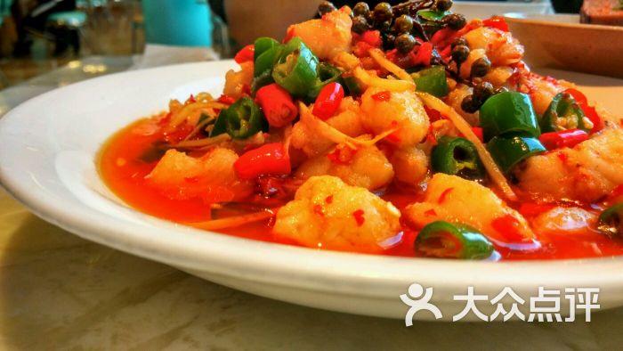 孔雀川菜(新天地店)-相思龙利鱼图片-上海美食-大众