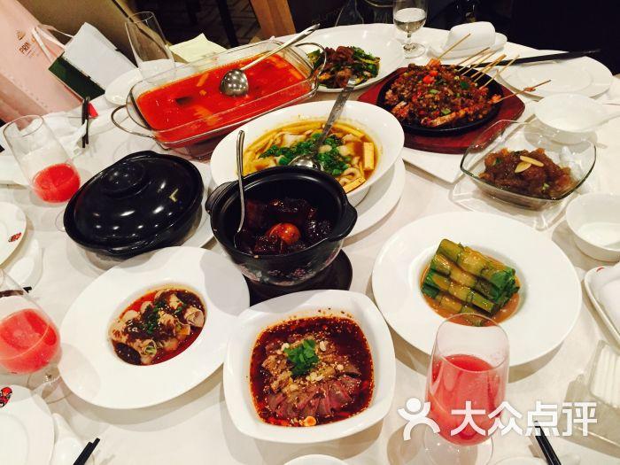 俏成都(大众中心店)-美食-江南图片-环球点评网来美食了生煎图片