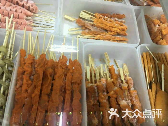 汉都中式烤肉超市-图片-庐山区美食-大众点评网